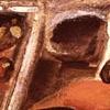 Verwittert, Öl auf Papier, 2003
